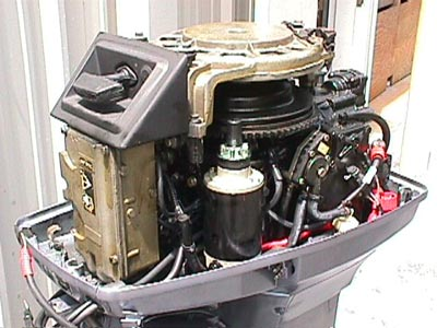 55 Hp Johnson Electric Remote Outboards