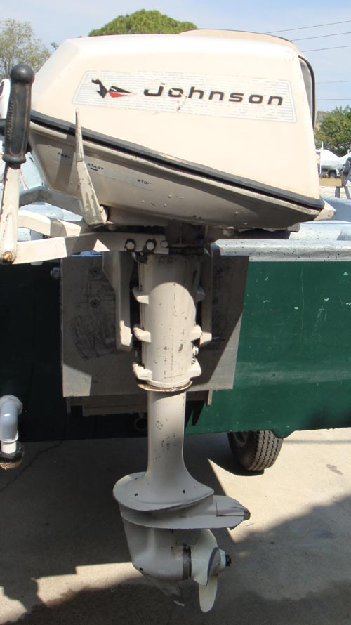 5 hp johnson outboard boat motor for sale for Johnson evinrude outboard motors for sale