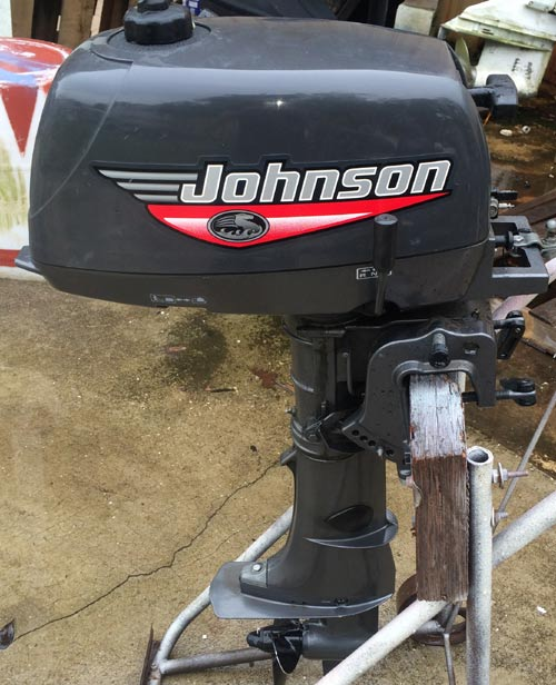 5hp johnson outboards for Small 2 stroke outboard motors for sale