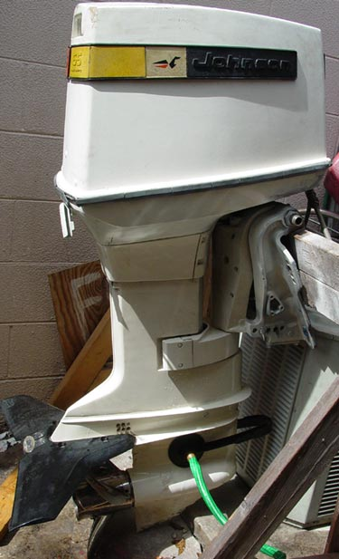Used Johnson Outboards 65 Hp Johnson