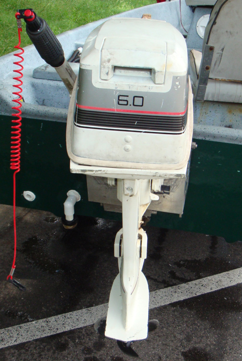 Outboard Motor 6hp Johnson Used Outboard Motors For Sale