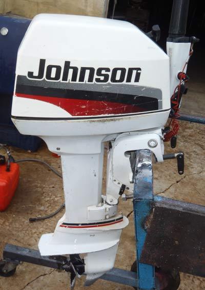1992 johnson 6 hp boat motor for sale for New johnson boat motors for sale