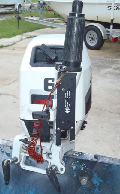 Johnson 6hp Outboard Motor Manual