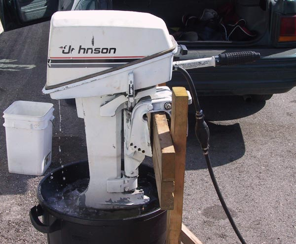 1985 used johnson outboard boat motor for sale for New johnson boat motors for sale