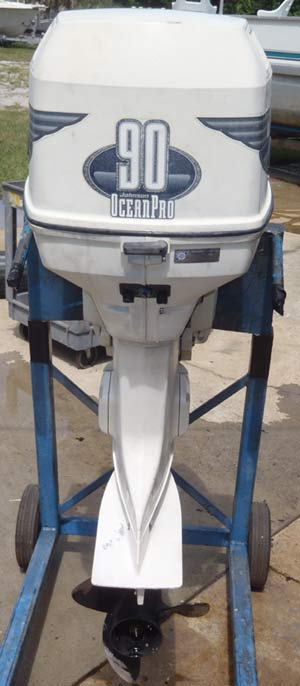 115 Hp johnson outboard Motor price craigslist