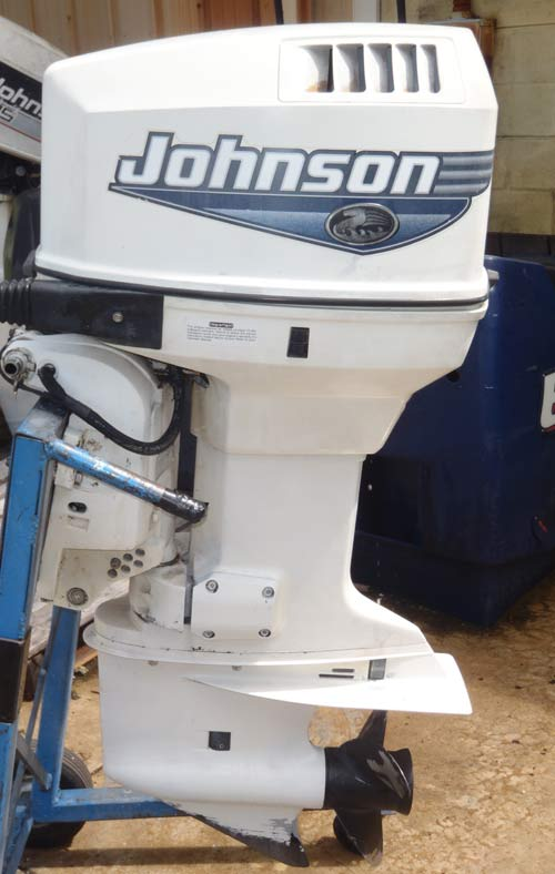Used pair 90 hp outboard autos post for Used 90 hp outboard motors