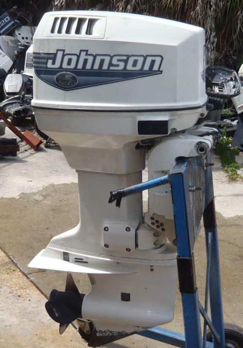 90 Hp Johnson Outboard