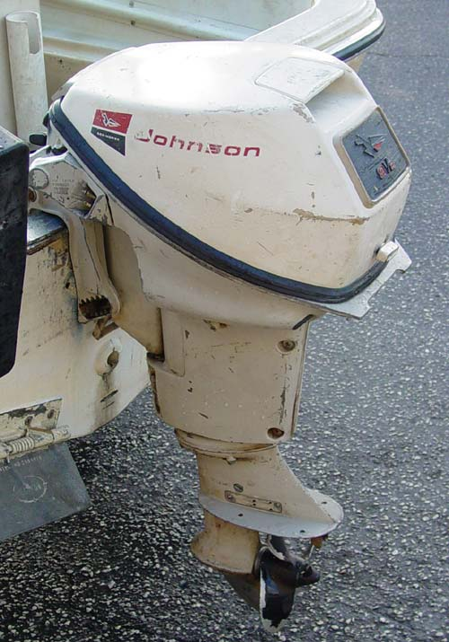 Hp Parts Store >> 9.5hp Johnson