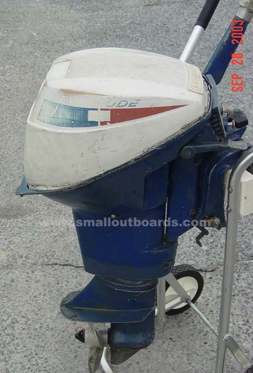 Evinrude Sportwin 9 5 Hp Outboard For Sale