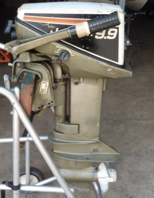 Johnson 9 9 hp outboard for sale boat trolling motor used for New johnson boat motors for sale