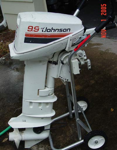 long shaft evinrude 9 9 hp outboard for sale
