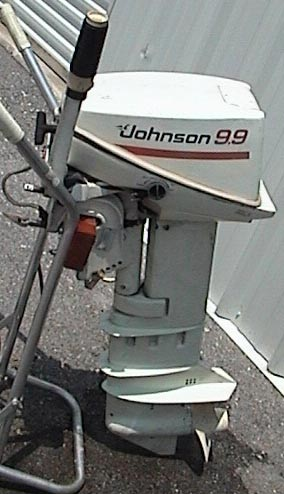 Johnson 9 9 Hp outboard motors Specs used