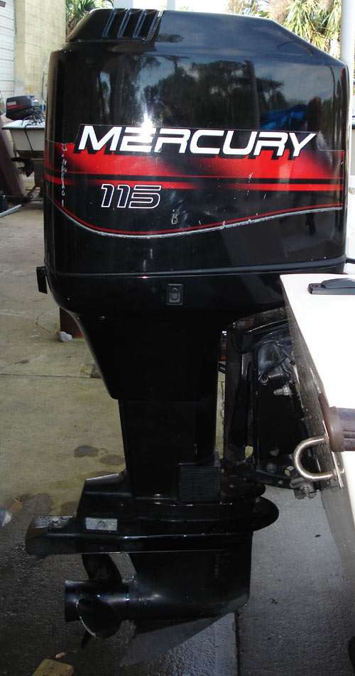 115 hp mercury outboard boat motor for sale for 2 2 mercury outboard motor