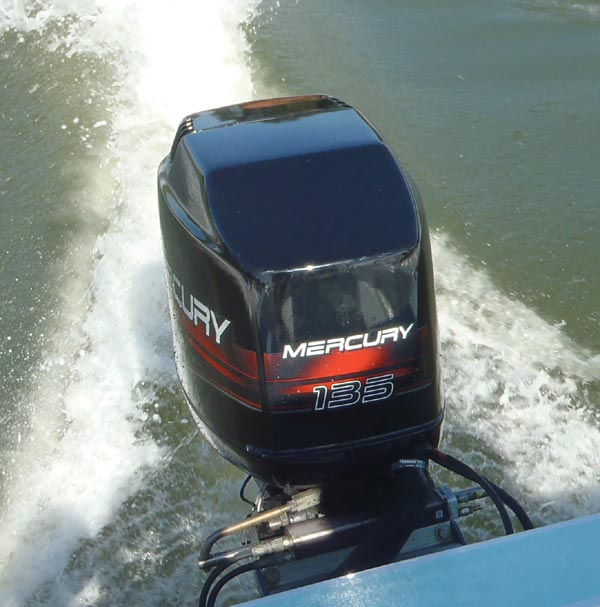 135 hp mercury outboard boat motor for sale for Mercury 9 hp outboard motor
