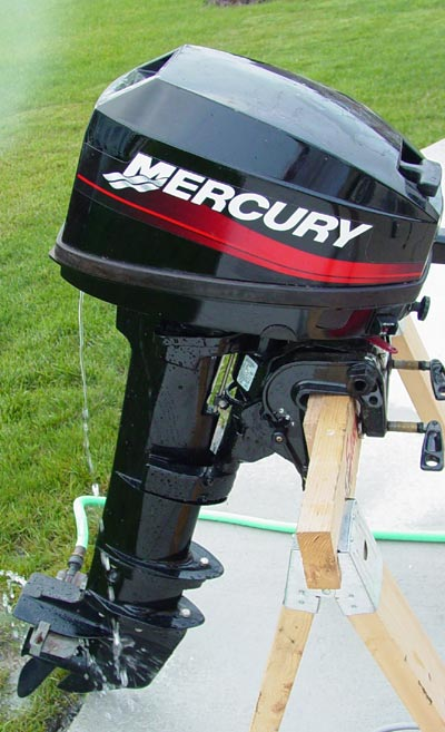 2005 Mercury 15 Hp Extra Long Shaft 25 Quot Outboard For Sale