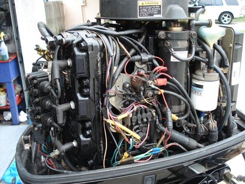 150 Hp Mercury Outboard Boat Motor For Sale