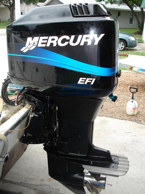 150 Hp Mercury Outboard Boat Motor For Sale