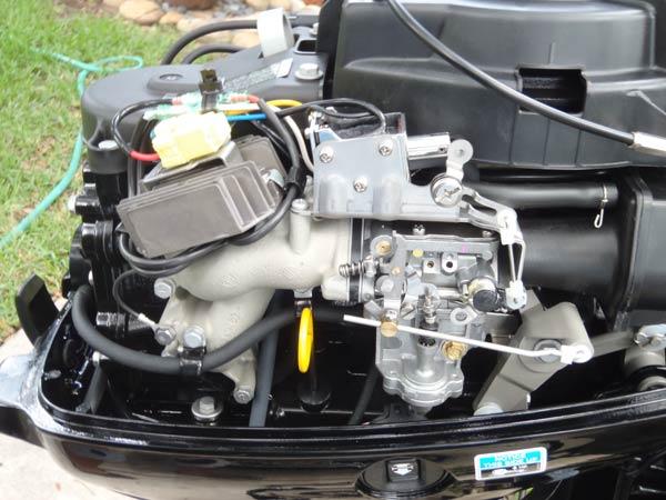 15 hp    Mercury    ELPT 4 Stroke Outboard For Sale