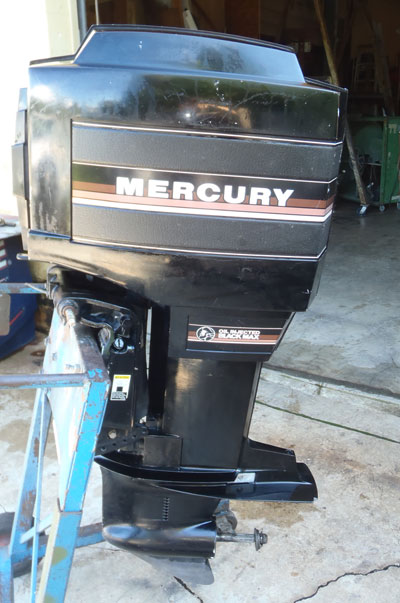 200 hp mercury outboard boat motor for sale for Used 200 hp mercury outboard motors for sale