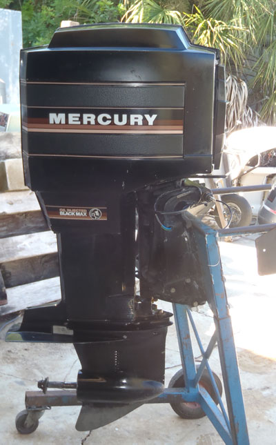 200 Hp Mercury Outboard Boat Motor For Sale