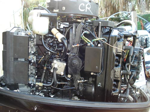Outboard motor 200 hp used outboard motors for saleused for Used 200 hp mercury outboard motors for sale