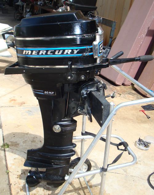20 hp mercury long shaft outboard