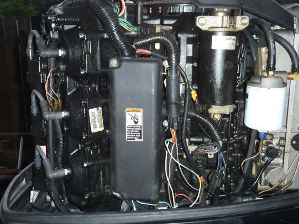 boat motor wiring harness 2000 mercury 225 hp efi for sale runs excellent  3995 00  2000 mercury 225 hp efi for sale runs excellent  3995 00