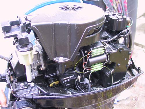 Used Mercury 25 Hp Outboard For Sale Mercury Outboards 1997