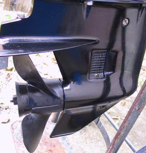 Lower unit for mercury boat motor all boats for Yamaha outboard mechanic near me