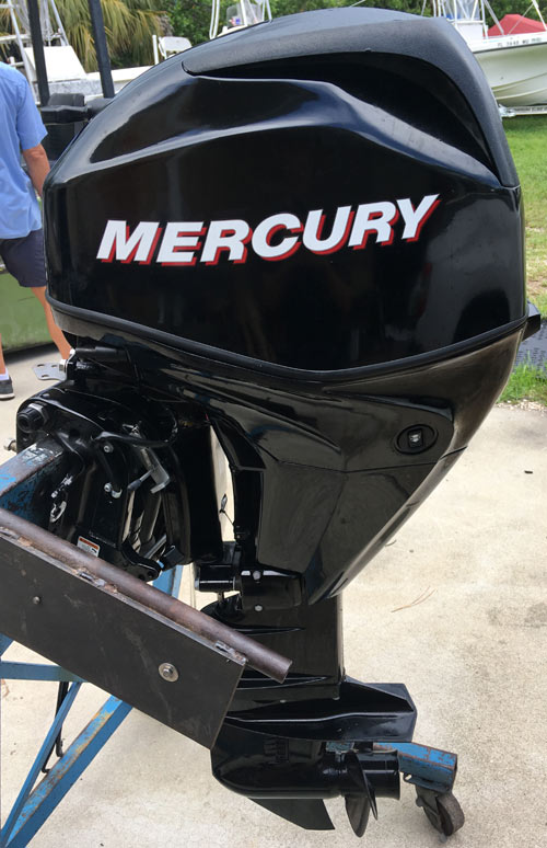 Used 25 hp mercury 4 stroke outboard for sale f25eltp buying a motor from smalloutboards publicscrutiny Choice Image