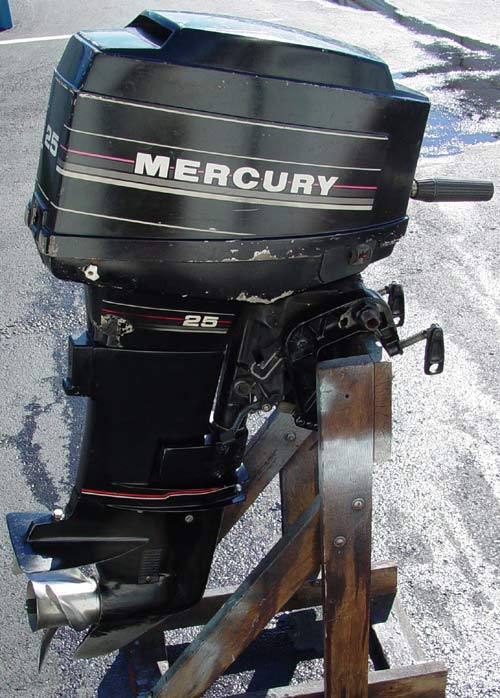 25 hp mercury outboard boat motor for sale for Buy new mercury outboard motor