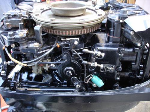 Insideside on Mercury Outboard Control Wiring