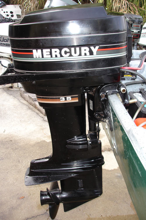 Mercury 35 hp outboard for Buy new mercury outboard motor