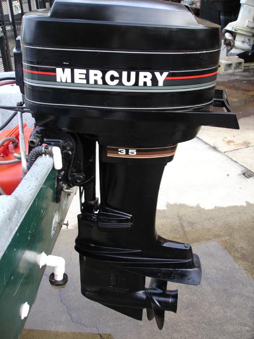 Mercury 35 Hp Outboard
