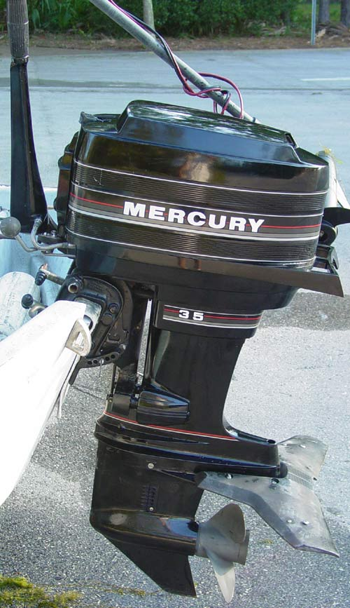 Mercury outboard motor value used outboard motors for for Reconditioned motors for sale
