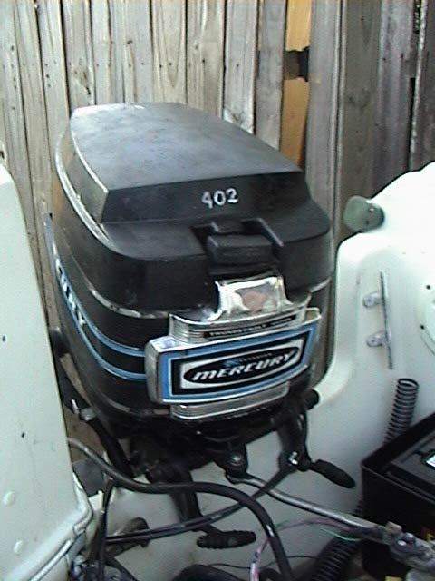 Mercury 40 Hp Outboard Motor 402 Mercury Outboards