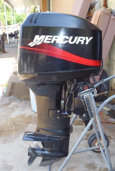 Free Mercury 40 Hp 2 Stroke outboard service Manual pdf