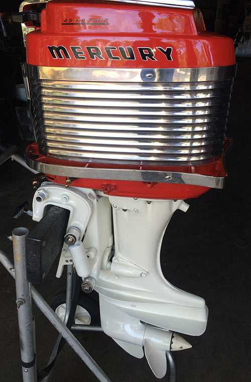 Updated New HANGKAI 3.6HP Brushless Electric Boat Outboard