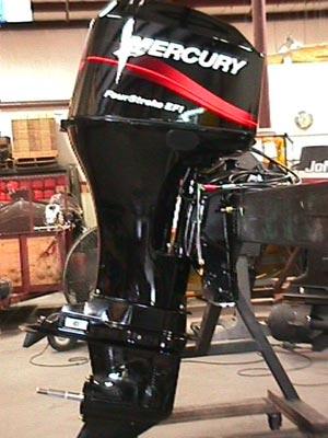 mercury 50 hp boat motor