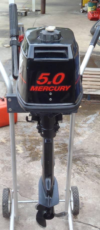 5 hp mercury 2 stroke for sale for Small 2 stroke outboard motors for sale