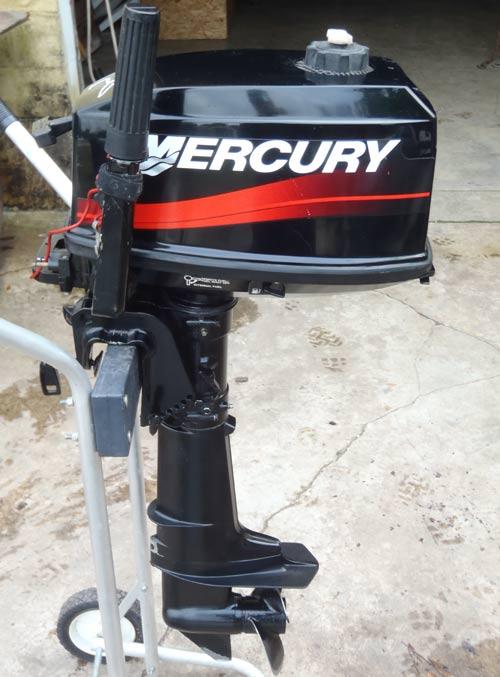 5 Hp Mercury 2 Stroke For Sale