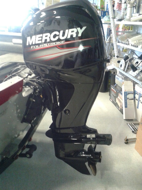 60 hp Mercury