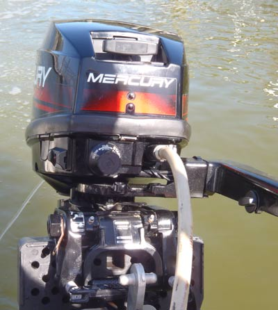 Used mercury 5 hp outboard for sale mercury outboards 2001 for Small 2 stroke outboard motors for sale