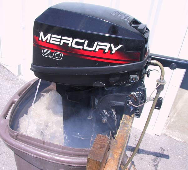 Used mercury outboard 6 0 hp 6 hp sailboat motor long shaft for Buy new mercury outboard motor