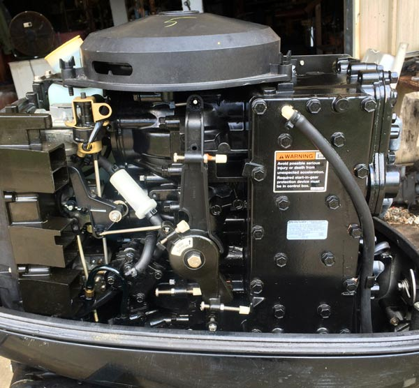 75 Hp Mercury Outboard Boat Motor For Sale