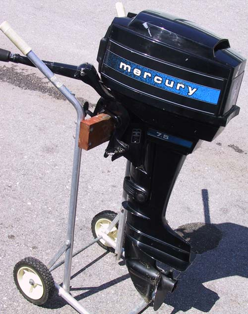 Mercury outboard motor 75 hp used outboard motors for sale for Mercury outboard motor for sale