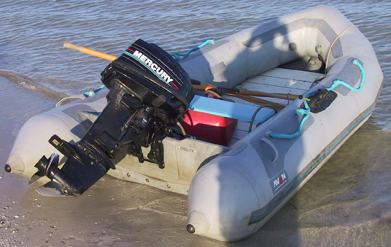 8 hp mercury outboards for sale used boat motors for Dinghy motor for sale