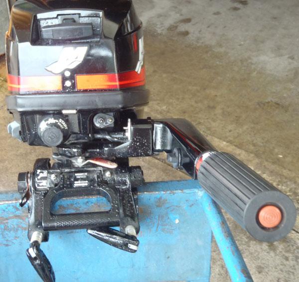 mercury 8 hp 2 stroke outboard