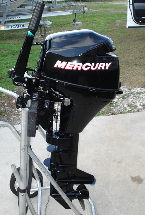 Used mercury 8 hp outboard motor for sale mercury outboards for Buy new mercury outboard motor