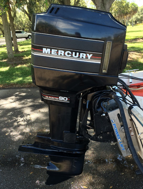 Used 90 hp mercury outboard for sale autos post for Used 90 hp outboard motors